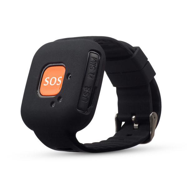 GPS tlačítko na ruku